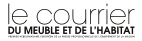 courrier du meuble logo