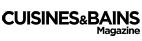 cuisines bains magazine logo