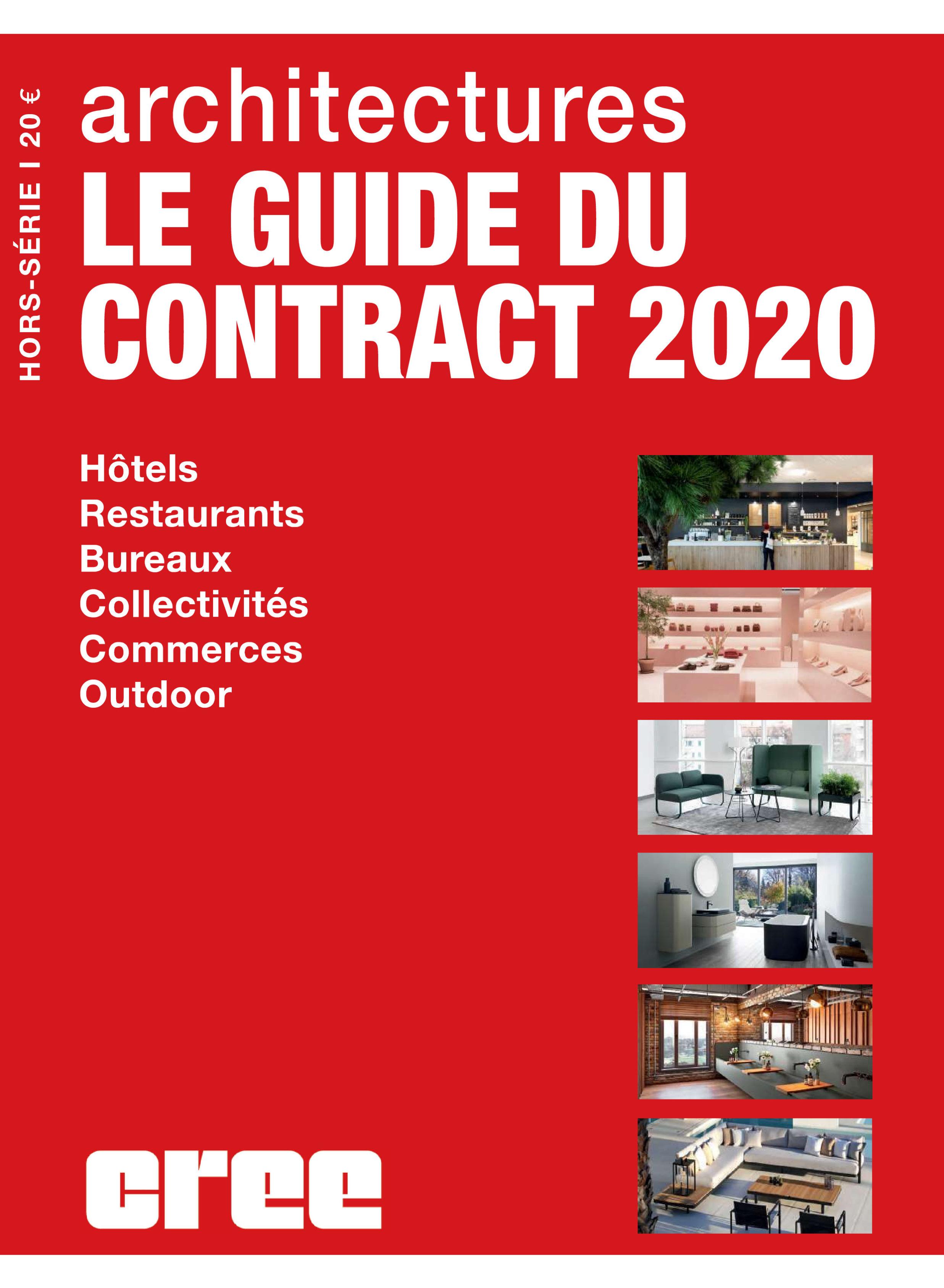 Couverture Guide du Contract 2020