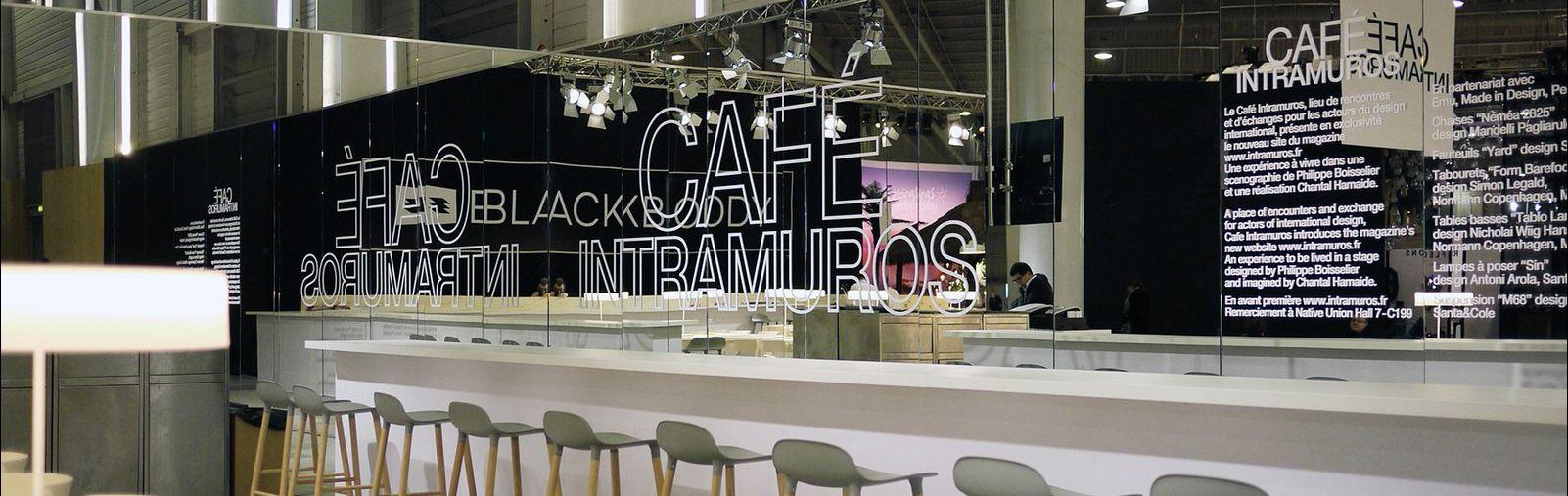 banner intramuros cafe