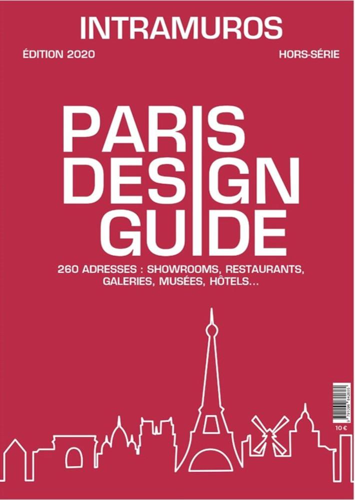 paris-design-guide - couverture - beemedias